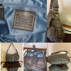 🔥🔥🔥💫💫💯Authentic Coach leather handbag 🔥🔥🔥